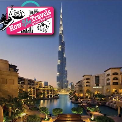 How She Travels: My Dubai , By Kathy Buckworth