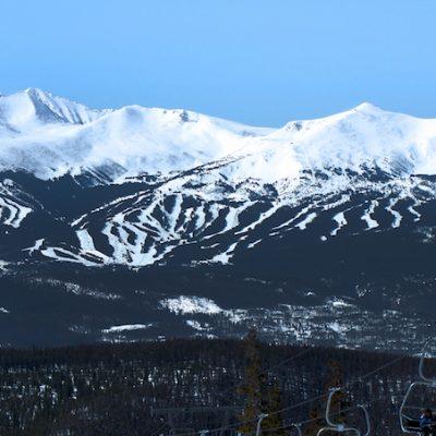 Skiing Colorado Style by Kathy Buckworth