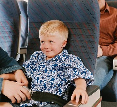 Preparing Your Kids (And Yourself!) For Long Plane Rides