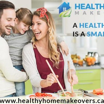 Win a Healthy Home Assessment from Healthy Home Makeovers