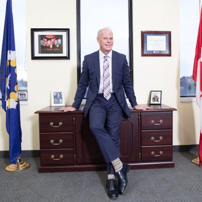 Dan Carter: From the streets to the mayor's office
