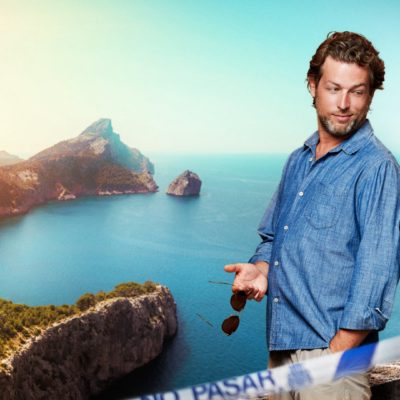 Elen Rhys Investigates Murder Most Foul on an Exotic Island Paradise in The Mallorca Files S2.