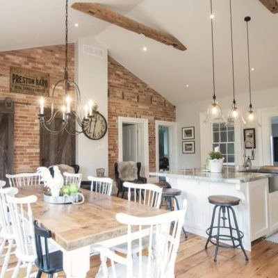 HGTV Canada's Farmhouse Facelift Stars Farm Girl Turned Designer Carolyn Wilbrink and She Loves Ontario's Favourite Traditional Home Style.