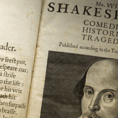 Who Wrote Shakespeare's Works? Twin Sisters Tackle the Literary Mystery of the Ages in an Outstanding Doc.