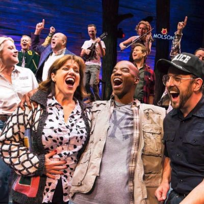 Come From Away Celebrates Newfoundlanders Opening Their Arms to Stranded Travellers on 9/11