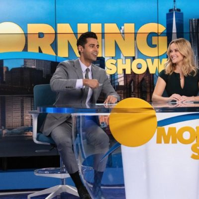 Hasan Minhaj Represents the New Day in News in Apple TV+ The Morning Show Season 2