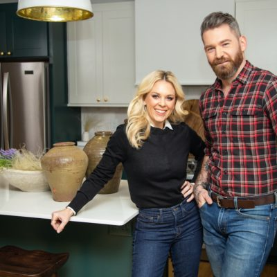 Kortney Wilson is Back in an All-New HGTV Series Making It Home with Kortney & Kenny!